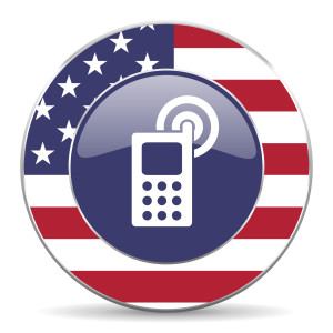 Free Government Cell Phone Icon